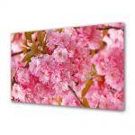 Tablou VarioView MoonLight Fosforescent Luminos in intuneric Flori Copac Sakura japonez inflorit