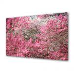 Tablou VarioView MoonLight Fosforescent Luminos in intuneric Flori Ninge cu petale