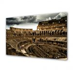 Tablou Canvas Luminos in intuneric VarioView LED Urban Orase Colosseum Roma Italia