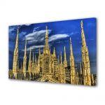 Tablou Canvas Cladire gotica