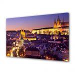 Tablou VarioView MoonLight Fosforescent Luminos in Urban Orase Orasul Praga