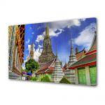Tablou Canvas Templu in Bangkok Tailanda