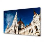 Tablou Canvas Parlamentul din Budapesta Ungaria