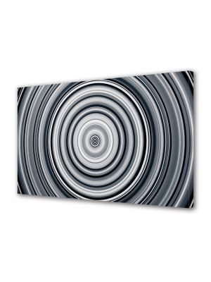 Tablou CADOU Cercuri B&W 20 x 30 cm