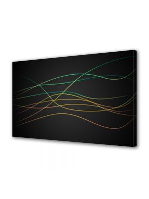 Tablou Canvas Luminos in intuneric VarioView LED Abstract Modern Dungi fine