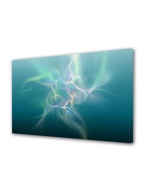 Tablou Canvas Luminos in intuneric VarioView LED Abstract Modern Descarcari electrice