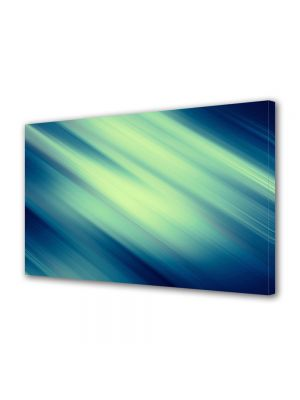 Tablou Canvas Luminos in intuneric VarioView LED Abstract Modern Lateral