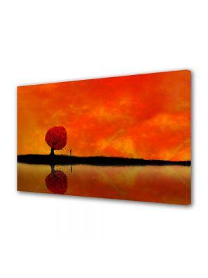Tablou Canvas Abstract Amurg