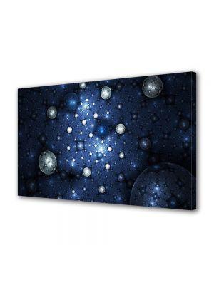 Tablou VarioView MoonLight Fosforescent Luminos in intuneric Abstract Decorativ Constelatii