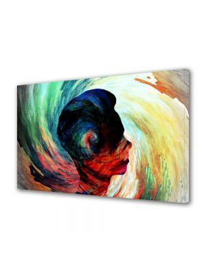 Tablou VarioView MoonLight Fosforescent Luminos in intuneric Abstract Decorativ Silueta