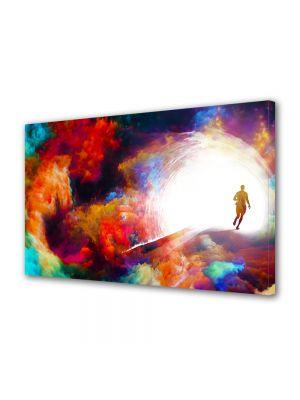 Tablou VarioView MoonLight Fosforescent Luminos in intuneric Abstract Decorativ Fantastic