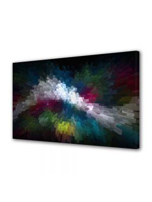 Tablou Canvas Abstract Distorsionat