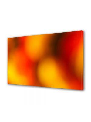 Tablou Canvas Luminos in intuneric VarioView LED Abstract Modern Caldura