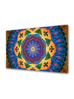 Tablou VarioView MoonLight Fosforescent Luminos in intuneric Abstract Decorativ Motiv tribal
