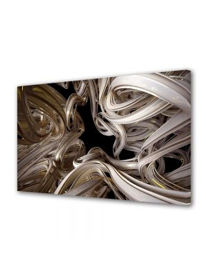 Tablou Canvas Abstract Curbe