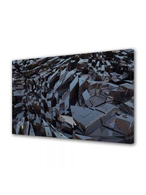 Tablou VarioView MoonLight Fosforescent Luminos in intuneric Abstract Decorativ Metal