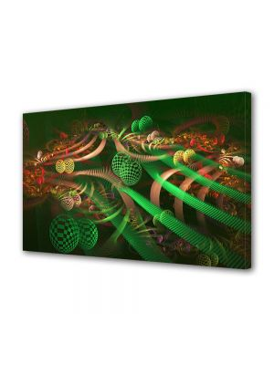 Tablou VarioView MoonLight Fosforescent Luminos in intuneric Abstract Decorativ Colaj
