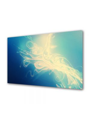 Tablou Canvas Luminos in intuneric VarioView LED Abstract Modern Luminozitate