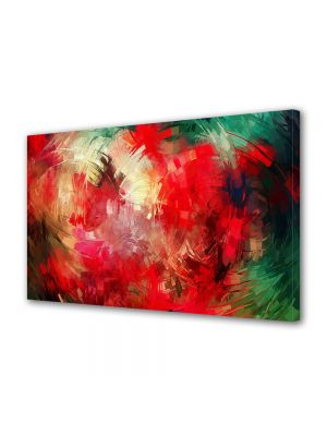 Tablou Canvas Luminos in intuneric VarioView LED Abstract Modern Pictura contemporana