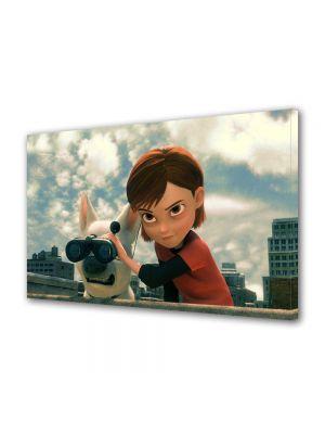 Tablou VarioView MoonLight Fosforescent Luminos in intuneric Animatie pentru copii Bolt Penny