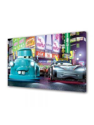 Tablou VarioView LED Animatie pentru copii Cars Pixar Film