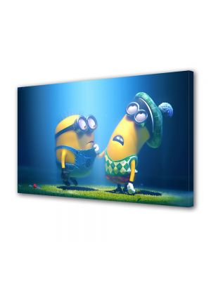 Tablou VarioView LED Animatie pentru copii Despicable Me 2 2013