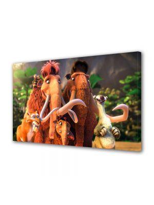 Tablou Canvas pentru Copii Animatie Ice Age