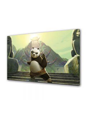 Tablou VarioView LED Animatie pentru copii Kung Fu Panda 2