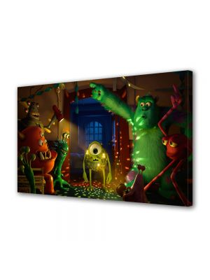 Tablou VarioView LED Animatie pentru copii Monster University Party