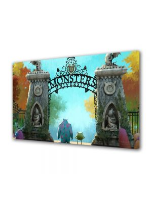 Tablou VarioView MoonLight Fosforescent Luminos in intuneric Animatie pentru copii Monster University 2013