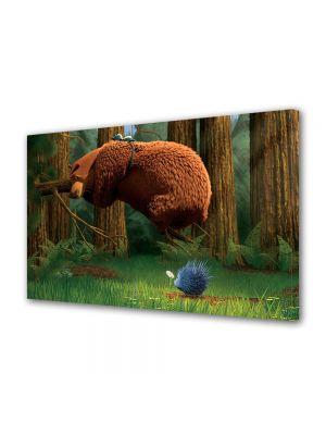 Tablou Canvas pentru Copii Animatie Open Season Boog