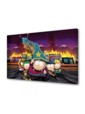 Tablou VarioView LED Animatie pentru copii South Park The stick of Truth
