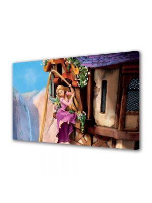 Tablou Canvas pentru Copii Animatie Tangled Rapunzel