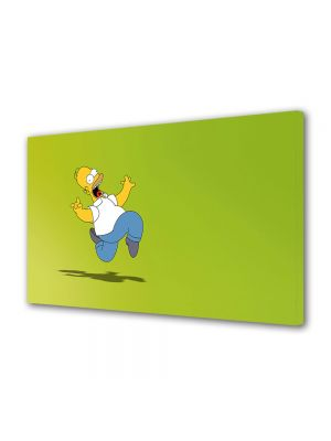 Tablou VarioView LED Animatie pentru copii The Simpsons Veselie