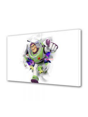 Tablou Canvas pentru Copii Animatie Toy Story Buzz Lighyear