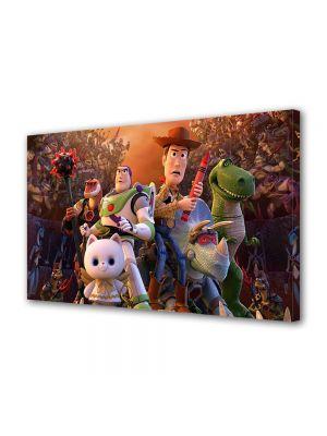 Tablou VarioView LED Animatie pentru copii Toy Story Timpul pierdut