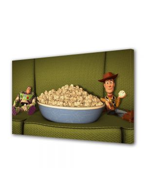 Tablou Canvas pentru Copii Animatie Toy Story