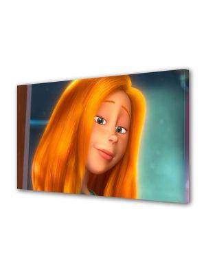Tablou Canvas pentru Copii Animatie Dr Seuss the Lorax Audrey