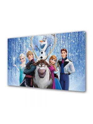 Tablou VarioView LED Animatie pentru copii Frozen Film Disney