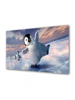 Tablou Canvas pentru Copii Animatie Happy Feet