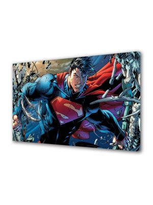 Tablou VarioView MoonLight Fosforescent Luminos in intuneric Animatie pentru copii Superman