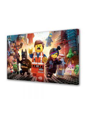 Tablou VarioView MoonLight Fosforescent Luminos in intuneric Animatie pentru copii LEGO Movie 2014