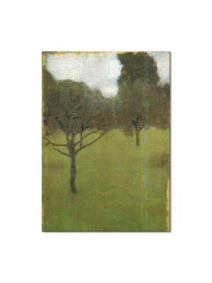 Tablou Arta Clasica Pictor Gustav Klimt Orchard 1896 80 x 100 cm