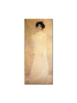 Tablou Arta Clasica Pictor Gustav Klimt Portrait of a Woman 1899 80 x 100 cm