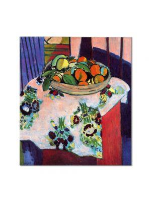 Tablou Arta Clasica Pictor Henri Matisse Basket with Oranges 1913 80 x 90 cm