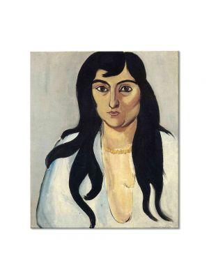 Tablou Arta Clasica Pictor Henri Matisse Laurette with Long Locks 1916 80 x 90 cm