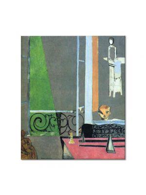 Tablou Arta Clasica Pictor Henri Matisse The Piano Lesson 1916 80 x 90 cm