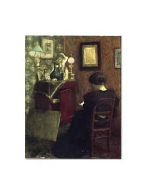 Tablou Arta Clasica Pictor Henri Matisse Woman Reading 1894 80 x 100 cm