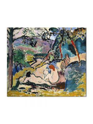 Tablou Arta Clasica Pictor Henri Matisse Pastoral 1905 80 x 90 cm