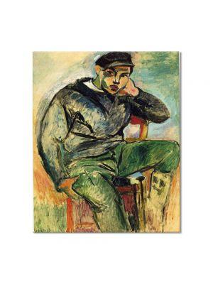Tablou Arta Clasica Pictor Henri Matisse The Young Sailor 1906 80 x 90 cm